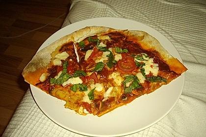 Pizza Hut Pizzateig 203