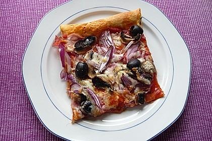 Pizza Hut Pizzateig 125
