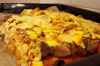 Pizza Hut Pizzateig 17