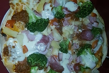 Pizza Hut Pizzateig 184