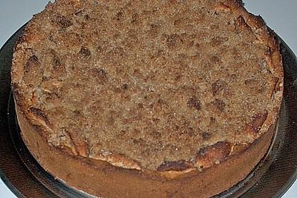 Pflaumen - Streusel - Kuchen 14