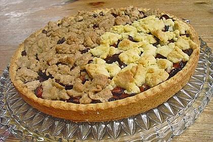 Pflaumen - Streusel - Kuchen 6