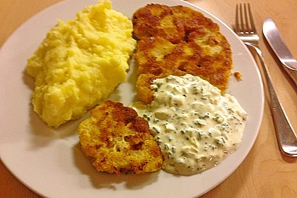 Blumenkohl - Schnitzel 9