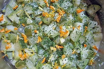 Bauerngurken - Zucchini Gemüse 1