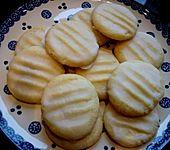 Zitronen - Ingwer - Kekse