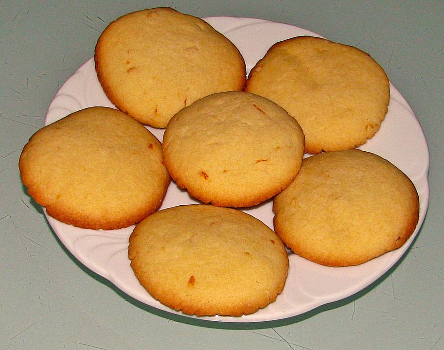 Ingwerkekse rezept mit frischem ingwer
