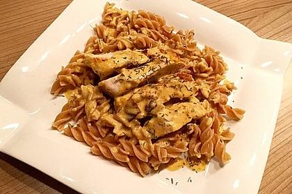 Currysahne - Fleisch 5