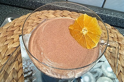 Schnelle  Mousse au Chocolat 4