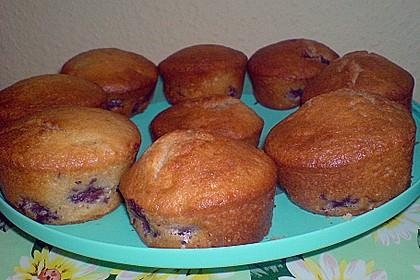 Kirsch - Marzipan - Muffins 5