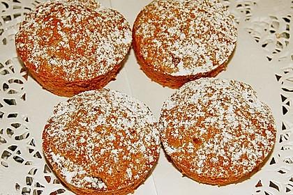 Kirsch - Marzipan - Muffins 4