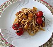 Spaghetti - Kartoffelgericht