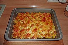 Kartoffel - Hack - Lasagne