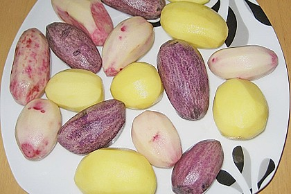 Kartoffelgratin 6