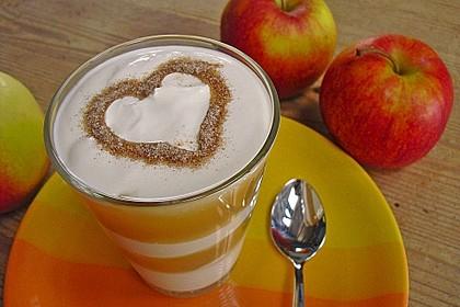 Apfeldessert mit Mascarponecreme 1