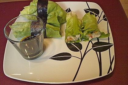 Asiatischer Fingerfood - Salat 6