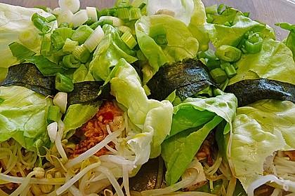 Asiatischer Fingerfood - Salat 1