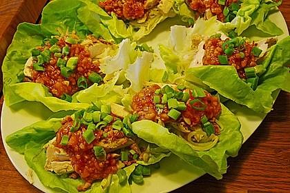 Asiatischer Fingerfood - Salat 4