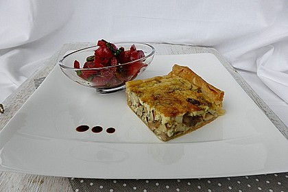 Steinpilz - Tarte