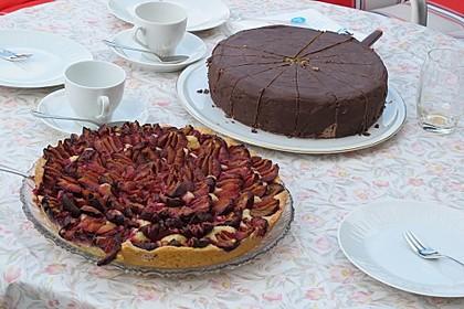 Hefe - Zwetschgenkuchen 12