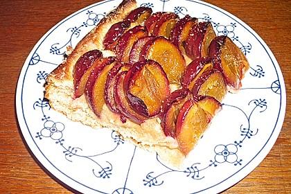 Hefe - Zwetschgenkuchen 9