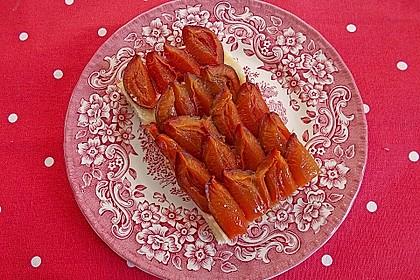 Hefe - Zwetschgenkuchen 6