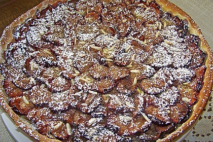 Hefe - Zwetschgenkuchen 8
