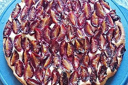 Hefe - Zwetschgenkuchen 5