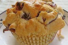 Pflaumen - Mandel - Muffins