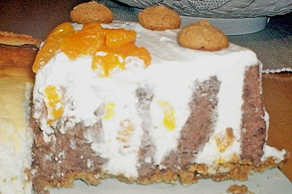 Gewickelte Erdbeer - Tiramisu - Torte 39