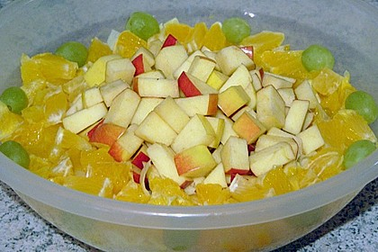 Fruchtiger Chicoréesalat 4