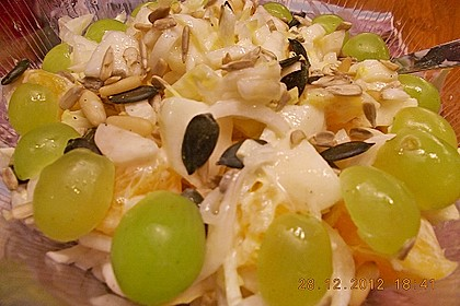 Fruchtiger Chicoréesalat 3