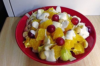 Fruchtiger Chicoréesalat 0