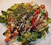 Bunter Feldsalat mit Feta (Bild)