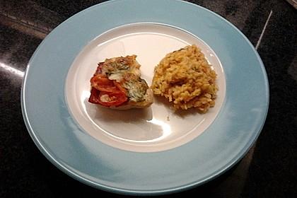 Hühnerfilets mit Prosciutto und Mozarella - gratiniert 3