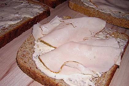 Überbackener Toast 11