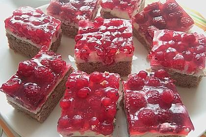 Beerenkuchen mit Mascarpone 8