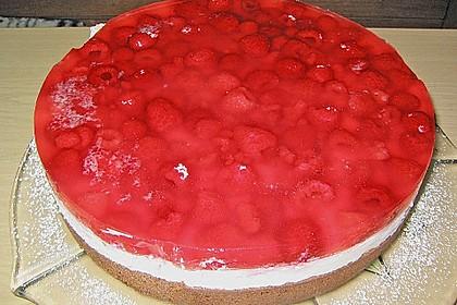 Beerenkuchen mit Mascarpone 16
