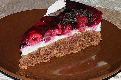 Beerenkuchen mit Mascarpone 3