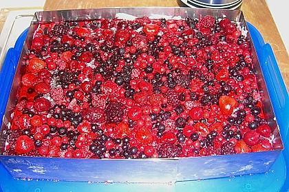 Beerenkuchen mit Mascarpone 15
