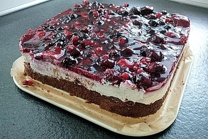 Beerenkuchen mit Mascarpone 9