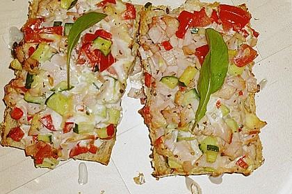 2 Minuten  Pizza-Brötchen 16