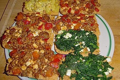 2 Minuten  Pizza-Brötchen 17