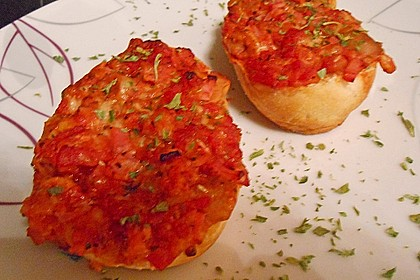 2 Minuten  Pizza-Brötchen 26