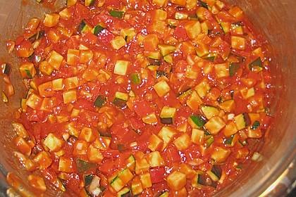 Zucchini - Salsa 12