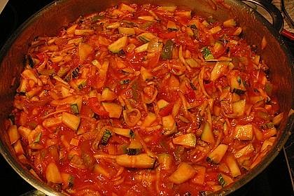 Zucchini - Salsa 10
