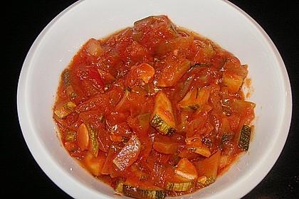 Zucchini - Salsa 5