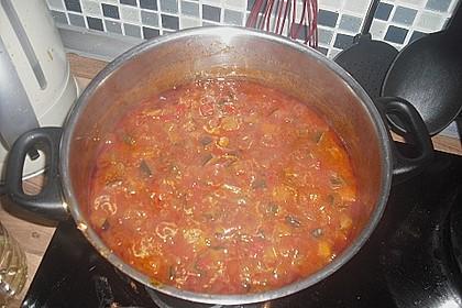 Zucchini - Salsa 20