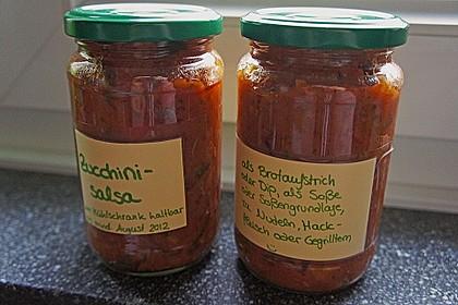 Zucchini - Salsa 2