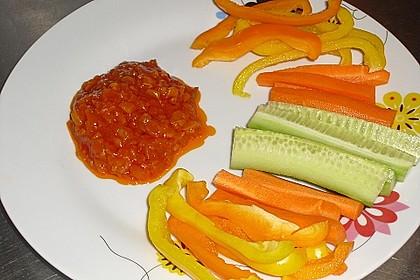 Zucchini - Salsa 4