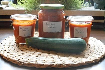 Zucchini - Salsa 11